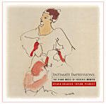 Intimate Impressions – The Piano Music of Frederic Mompou  |  Sylvia Shadick-Taylor – Piano